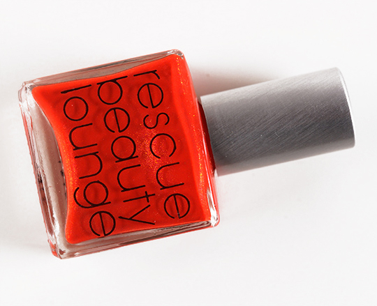 Rescue Beauty Lounge Poppy Nail Lacquer