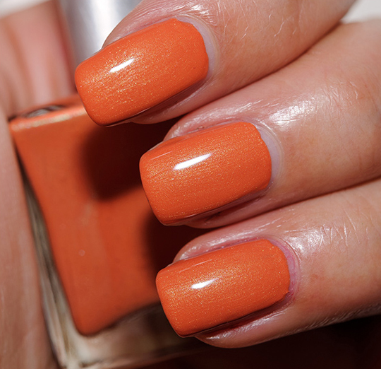 Rescue Beauty Lounge Santa Fe Nail Lacquer
