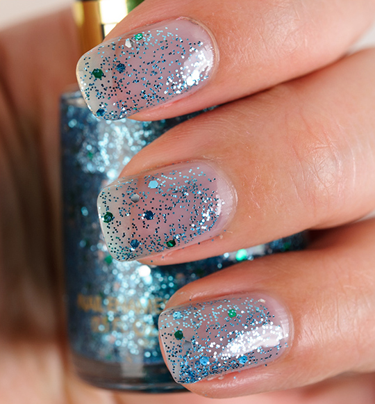Revlon Radiant (Blue Mosaic) Nail Lacquer Review, Photos, Swatches