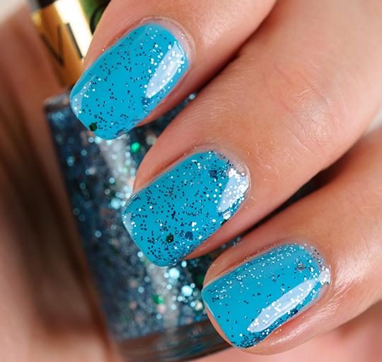 Revlon Radiant (Blue Mosaic) Nail Lacquer