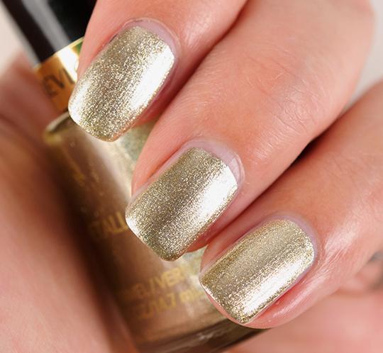 Revlon Gold Coin Nail Lacquer