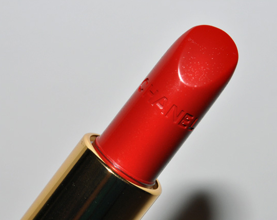 Chanel Audace Rouge Allure Lipstick