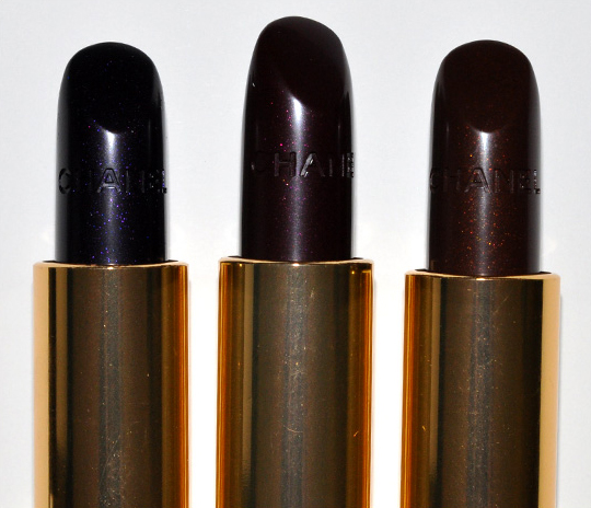 Chanel Noirs Obscur Collection