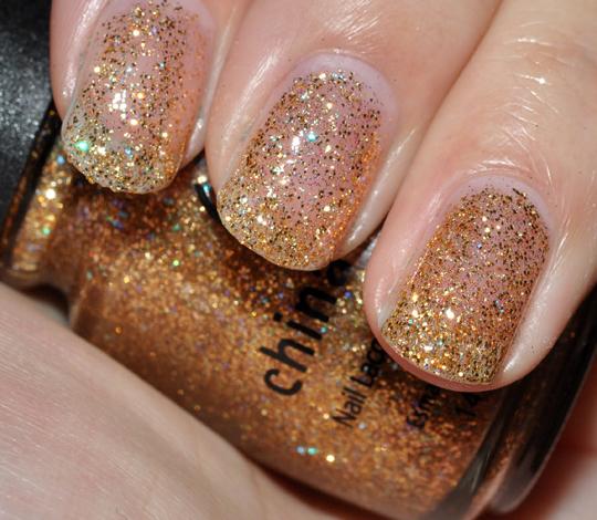 China Glaze Cleopatra Nail Lacquer