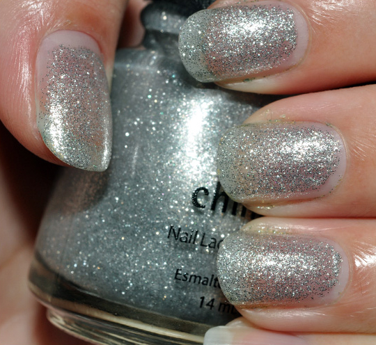China Glaze Tinsel Nail Lacquer