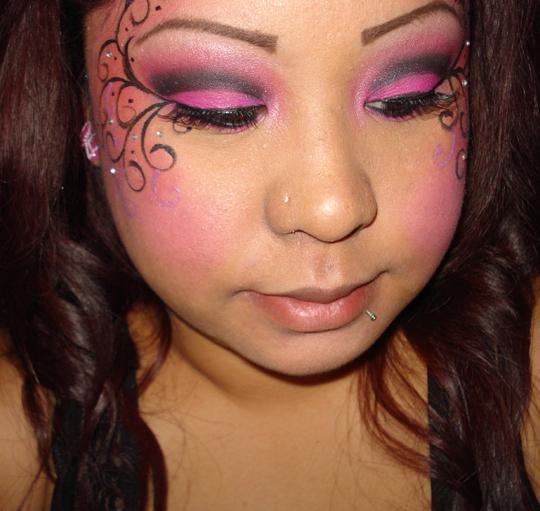 halloween fairy makeup ideas - photo #16