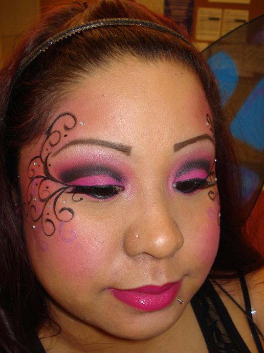halloween fairy makeup ideas - photo #2