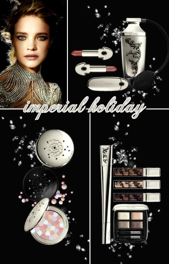 Guerlain Imperial Holiday Collection for Holiday 2009
