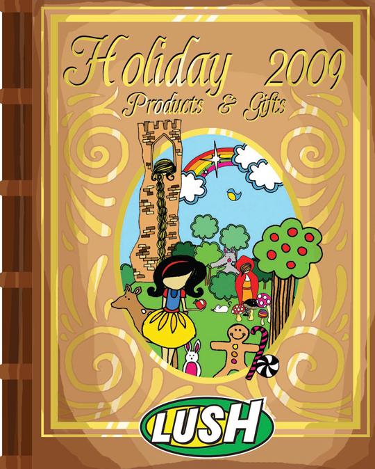 LUSH Holiday 2009