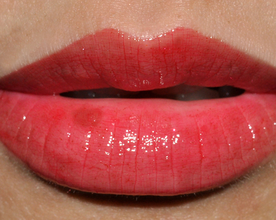 Lancome Mercury Rising Color Fever Gloss