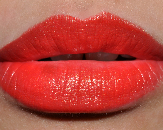 Lancome Red and Sensual Java Lipstick