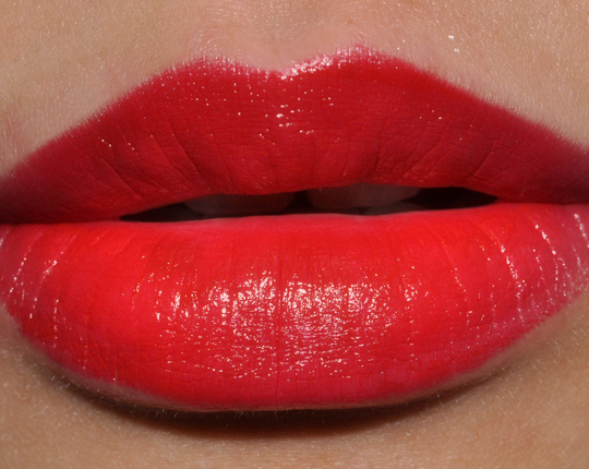 Lancome Red Stiletto Lipstick