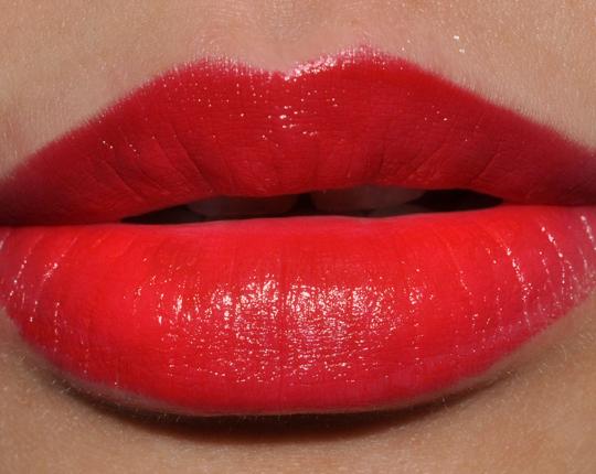 Lancome Red Stiletto Lipstick