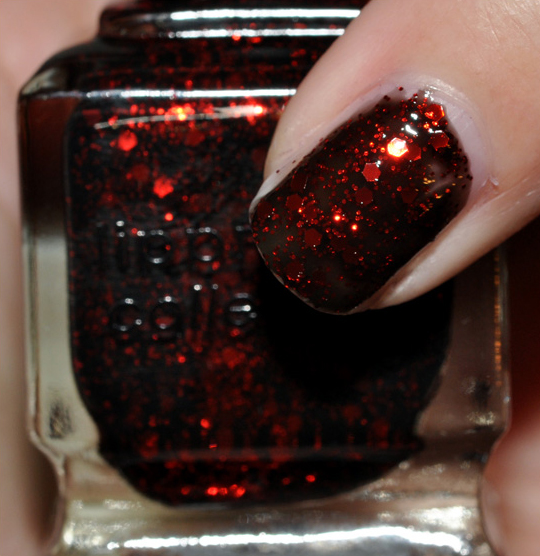 Lippmann Ruby Red Slippers Nail Lacquer
