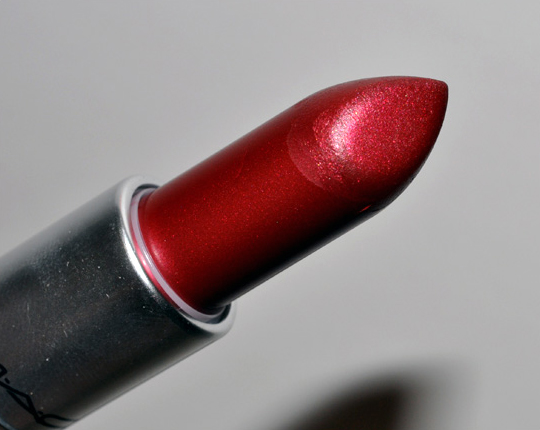 MAC Queen's Sin Lipstick