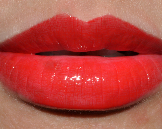 MAC Russian Red Lipglass