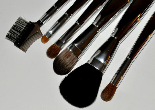 Ash And Powder Brush Set For Mac