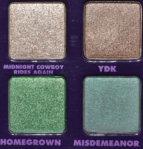 Urban Decay Book of Shadows, Vol. 2