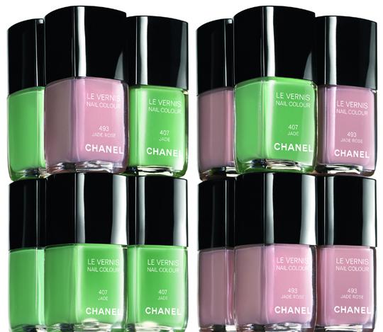 Chanel Jade Le Vernis