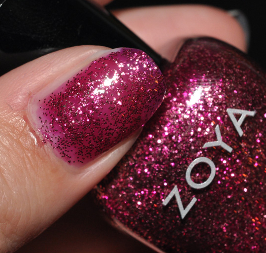 Zoya Nova Nail Polish Review Swatches Photos