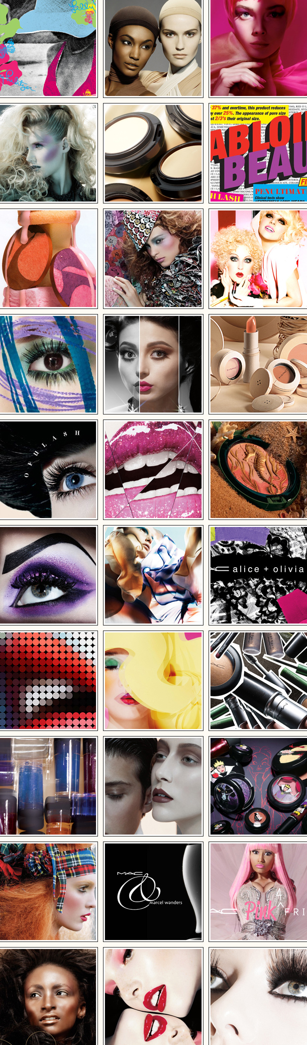MAC Makeup Collections from 2010 (Archive)