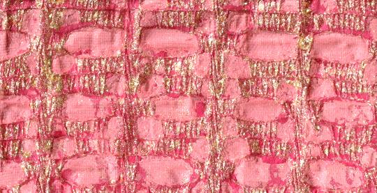 Chanel Tweed Fuchsia Blush