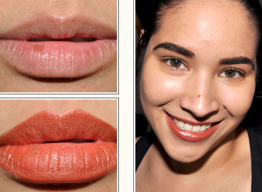 Covergirl Bronze Glow 770 Continuous Color Lipstick