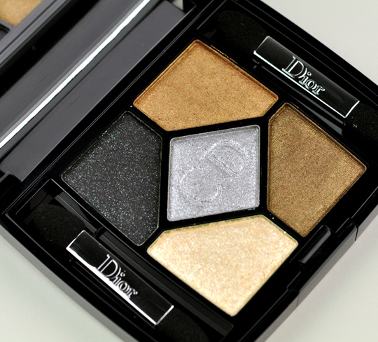 Dior Five Golds Eyeshadow Quint