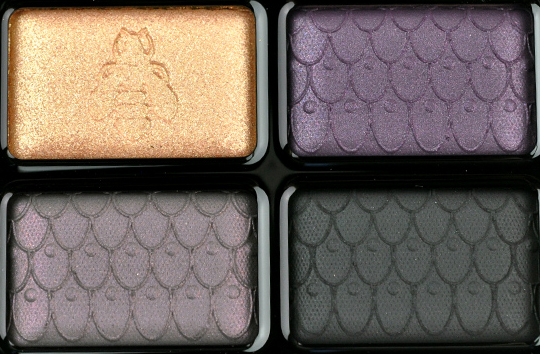 Guerlain Velours d'Or Eyeshadow Palette