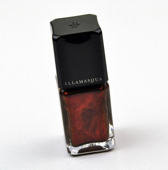 Illamasqua Scarab Nail Varnish