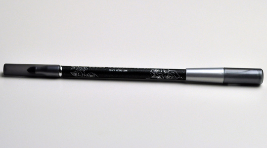 Kat Von D Black Metal Love Autograph Pencil