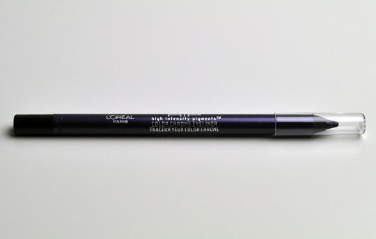 L'Oreal HIP Violet Volt Chrome Eyeliner