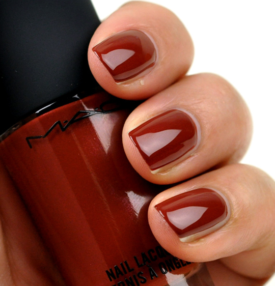 MAC Sly as a Fox Nail Lacquer