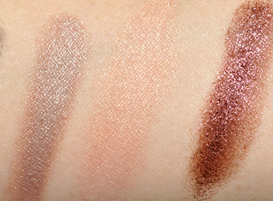 MAC Smoky Thrillseekers Pigments/Glitter Set