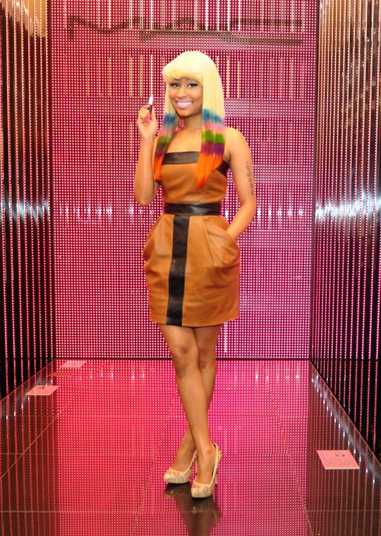 MAC Nicki Minaj Pink 4 Friday Lipstick