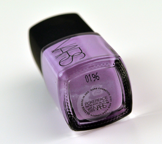 NARS Pokerface Nail Polish