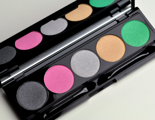 NYX I Dream of St. Thomas Eyeshadow Palette