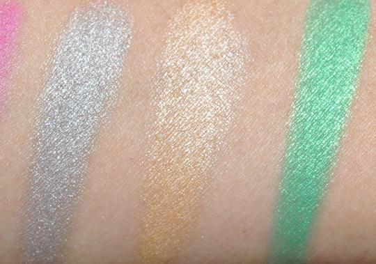 NYX I Dream of St. Thomas Eyeshadow Palette