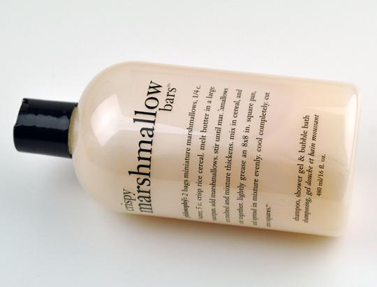 Philosophy Crispy Marshmallow Bars 3-in-1 Shower Gel