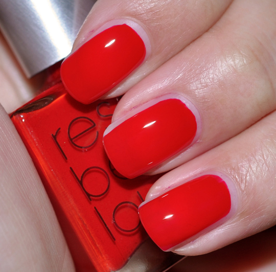 Rescue Beauty Lounge Chinoise Nail Lacquer