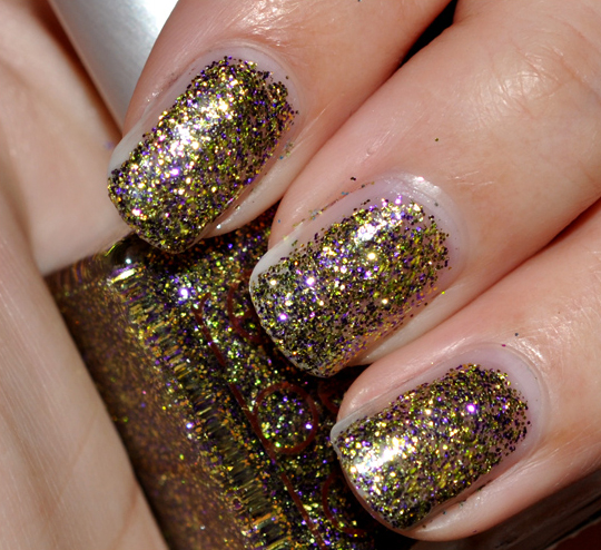 Rescue Beauty Lounge Look Rich, Be Cheap Nail Lacquer