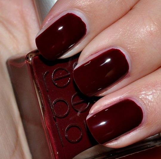 Rescue Beauty Lounge Moulin Rouge Nail Lacquer