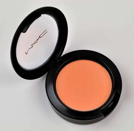 MAC Highland Honey Blush