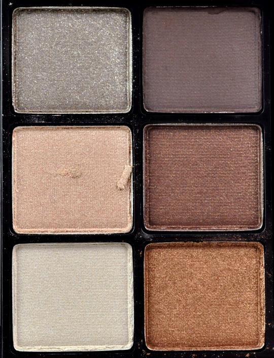 MAC Tartan Tale:  Dashing Lassies Eyeshadow Palette