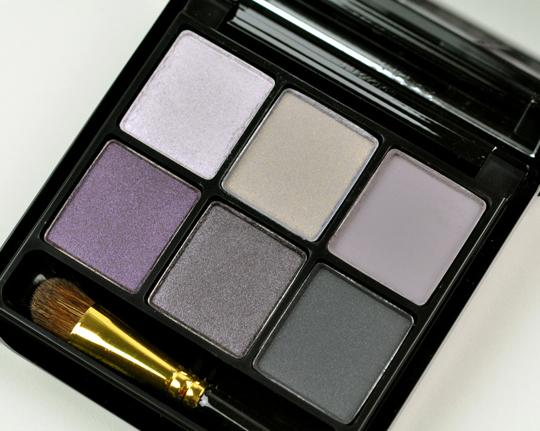 MAC Tartan Tale:  Beauties Play It Cool Eyeshadow Palette