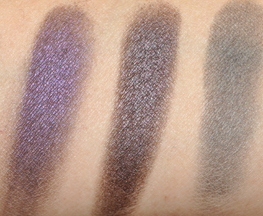 MAC Tartan Tale:  Beauties Play It Cool Eyeshadow Palette