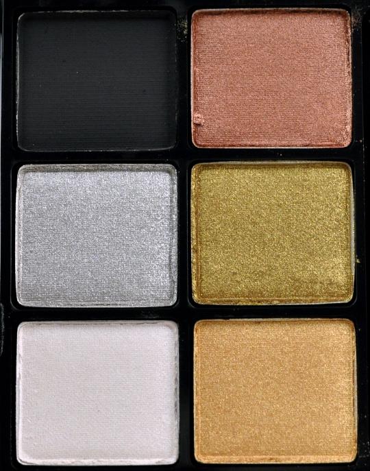 MAC Tartan Tale:  Reelers & Rockers Eyeshadow Palette
