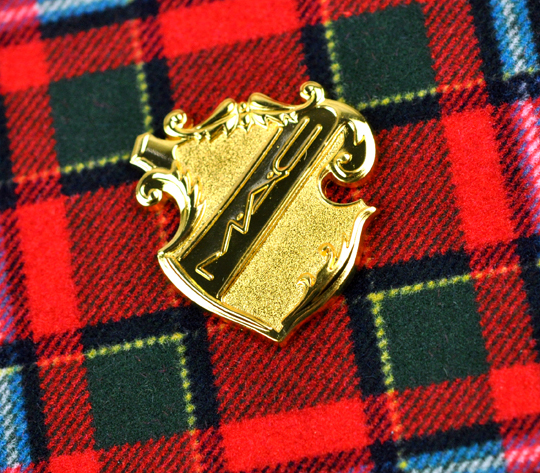 MAC Tartan Tale: Hark the Heraldry Face Kit
