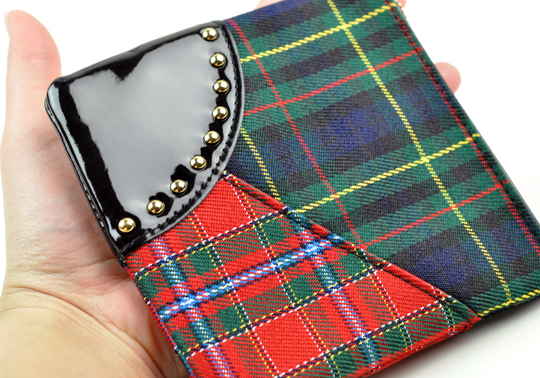 MAC Tartan Tale: Vain & Glorious Lip Bag