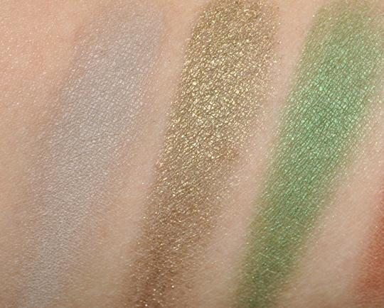 MAC Tartan Tale:  Twists of Tartan Eyeshadow Palette